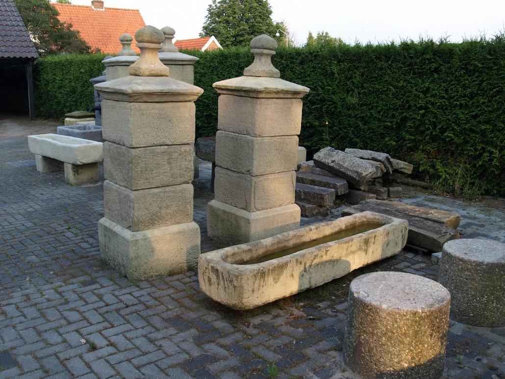 Gartendekoration_Stein_Kunst