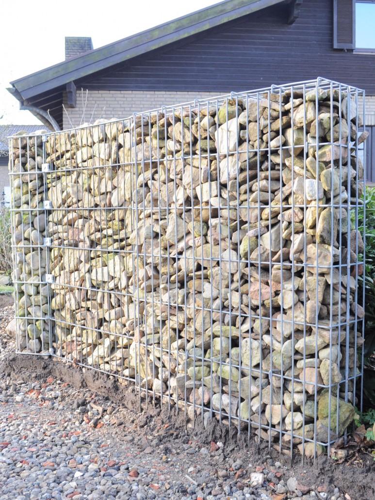 Gabionen | Steinkörbe von Zaun-World aus 48703 Stadtlohn